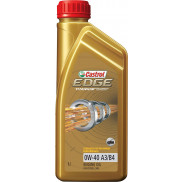 Castrol 3374686 EDGE Ti 0W-40 Car Engine Oil (1 L)