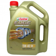 Castrol 6114772 Edge Ti 5W-40 Car Engine Oil (3.5 L)