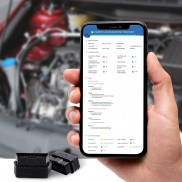 CaRPM Garage Pro iOS Bluetooth OBD Scanner