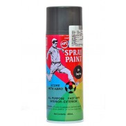 Abro Colour Spray Paint (Deep Gray)